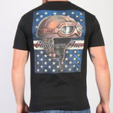 SS CHOPPERS INC VINTAGE GOGGLES T-SHIRT