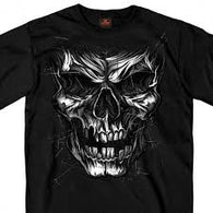 TOMB SKULL SHORT SLEEVE T-SHIRT