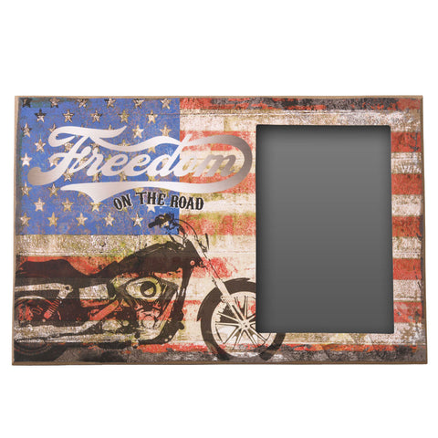FREEDOM ON THE ROAD - PICTURE FRAME