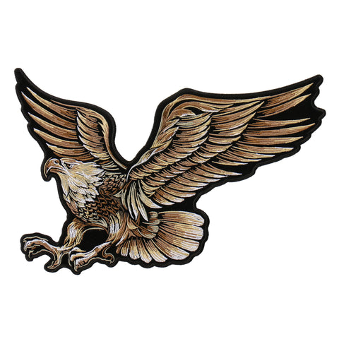 PATCH EAGLE IN FLIGHT