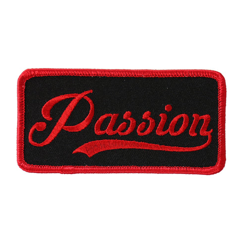 PATCH PASSION