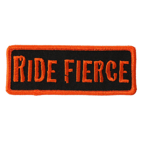 PATCH RIDE FIERCE