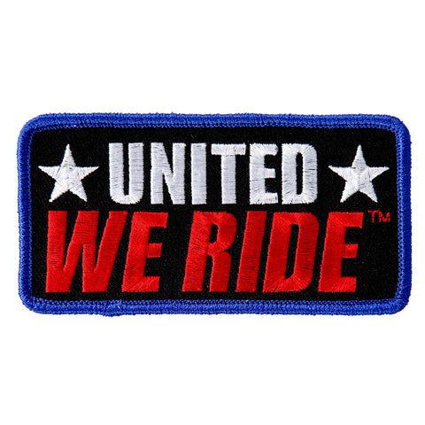 PATCH UNITED WE RIDE