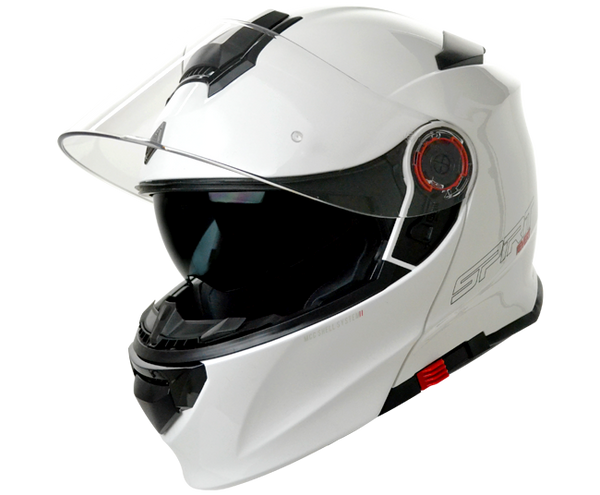 SPIRIT FULL FACE - REVERT - FLIP UP HELMET - WHITE