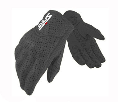 SPIRIT SHORT GLOVES - PERFORATED