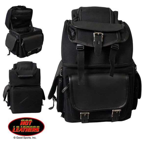 TRAVEL BAG XL NYLON 8 POCKETS