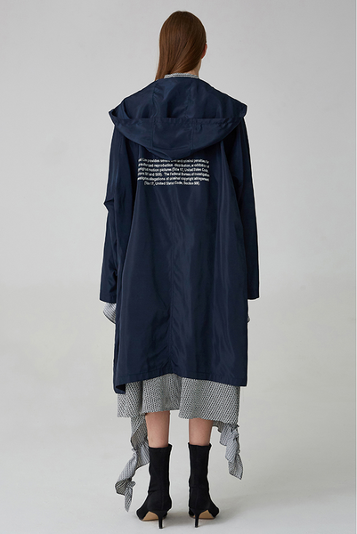 LONG RAINCOAT