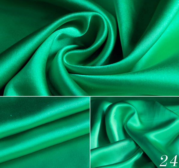 Fashion Fabric--silk
