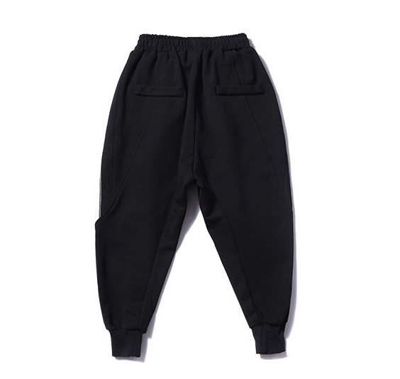 BOY BLACK PANTS