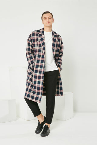 MENS CHECKERED JACKET