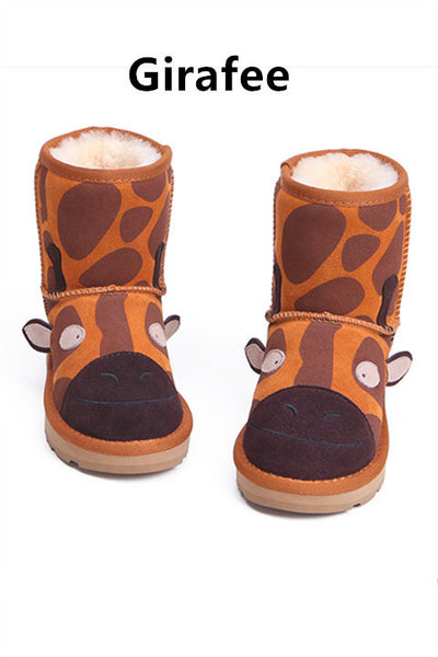 Kids Snow Boots--2016KAW15