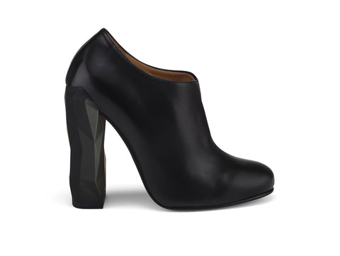 DARMAKI Edra Noir ankle boots side view