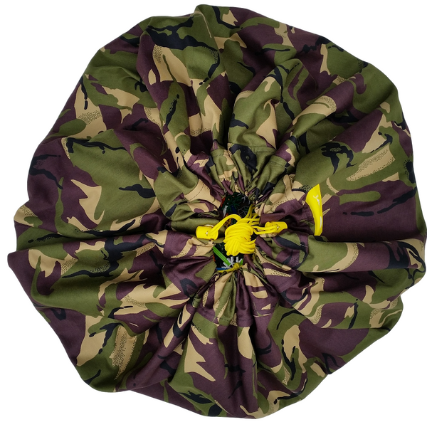 Kollector 'Big Bag' - Jungle Camo
