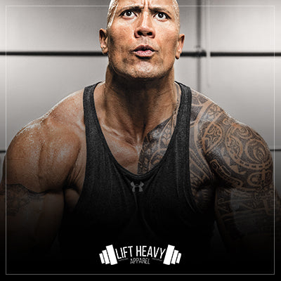 The Rock's Chest Workout Routine