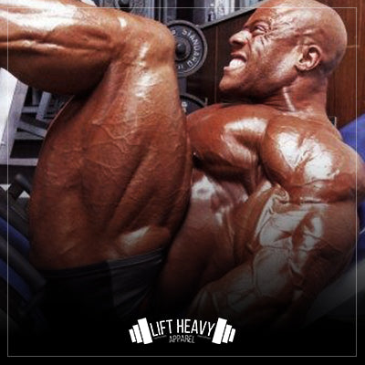 Lift Heavy Apparel Workouts