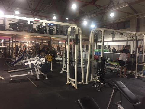 Prime Fitness Worcester gym