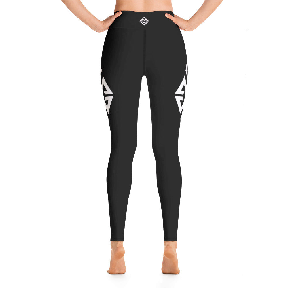 Women's Michelle Waterson Stronger Together Leggings Lift Heavy Apparel Fight Club