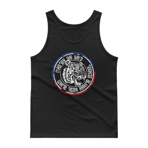 "Men's ""White Tiger"" Master Yai Yai Tank Top from Michelle Waterson"