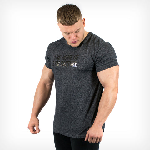 Men's Platinum Gym Couture T-Shirt