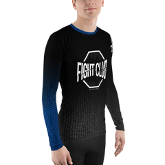 Men's Snake print BJJ Rashguard Lift Heavy Apparel Fight Club