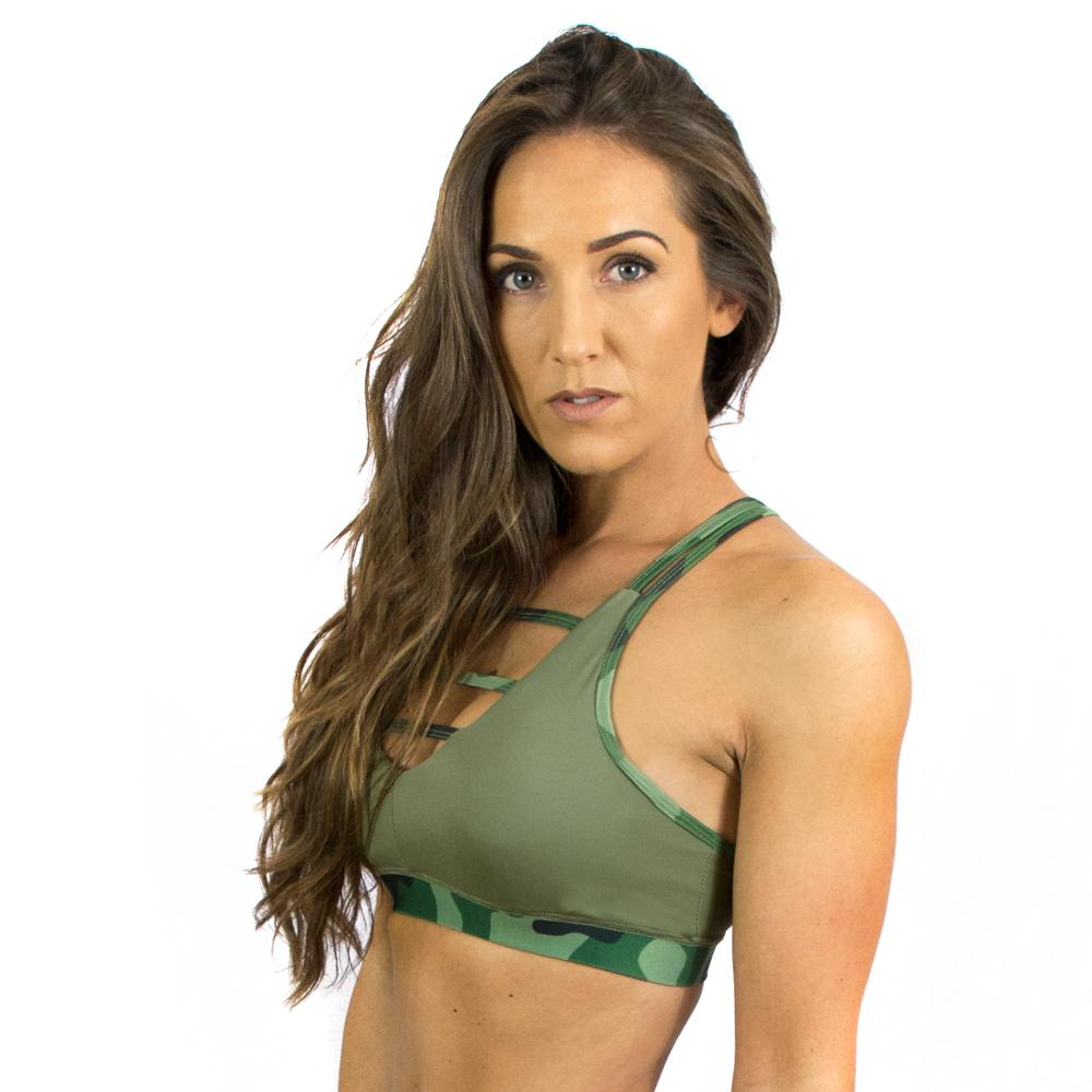 Conflict Leggings & Sports Bra Set with FREE VEST or CROP TOP