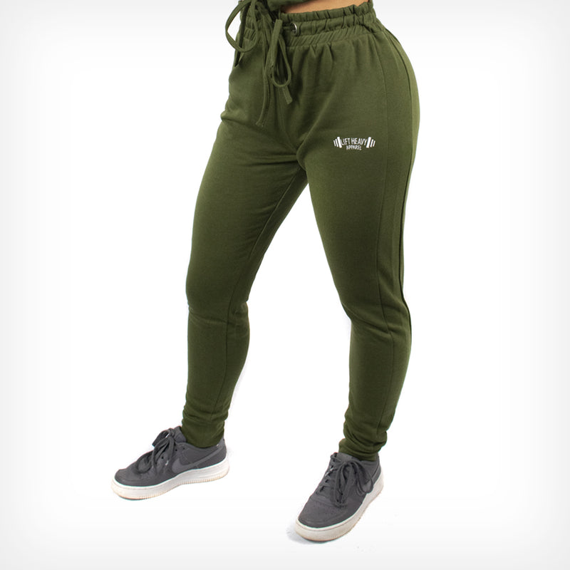 Women's Originals Lounge Joggers Olive Green