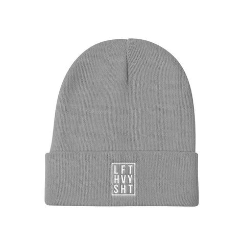Signature Range Beanie Hat Lift Heavy Apparel
