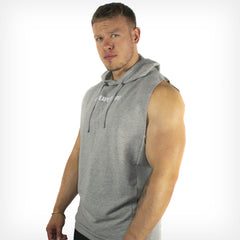 Men's Originals Sleeveless Hoodie Sport Grey