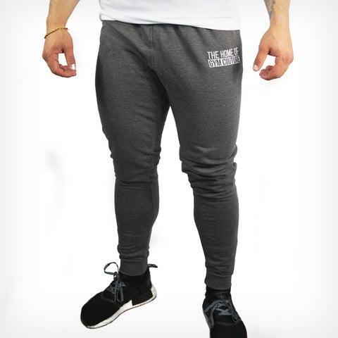 Men's Gym Couture Joggers Charcoal