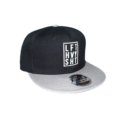 Signature Range Snapback lift heavy apparel