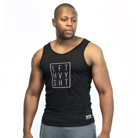 Signature 2.0 Men's Tank Top Lift Heavy Apparel