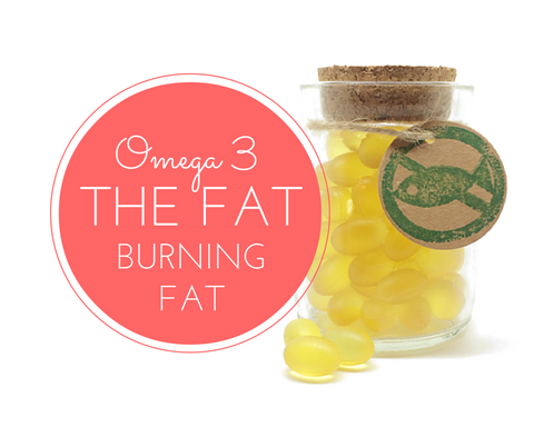 omega 3 for fat loss