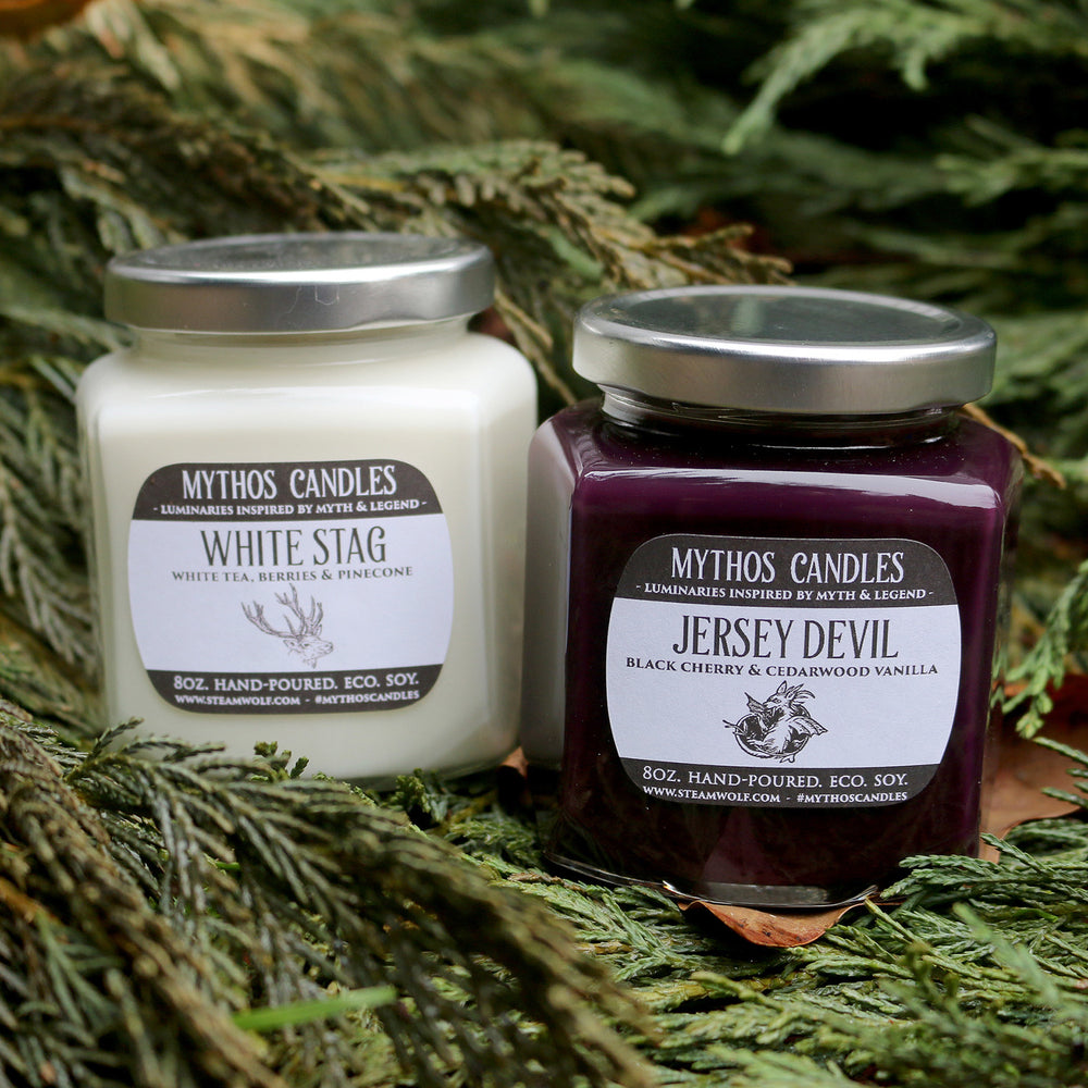 Mythos Candles Spring collection now available