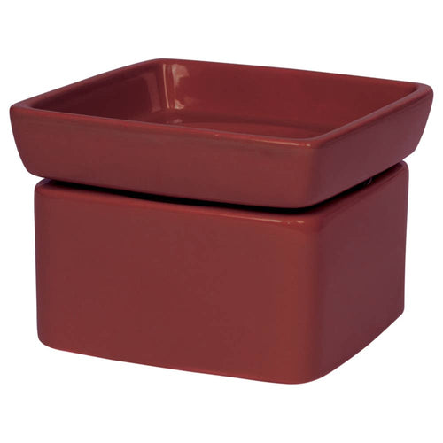 Solid Red 2-in-1 Warmer