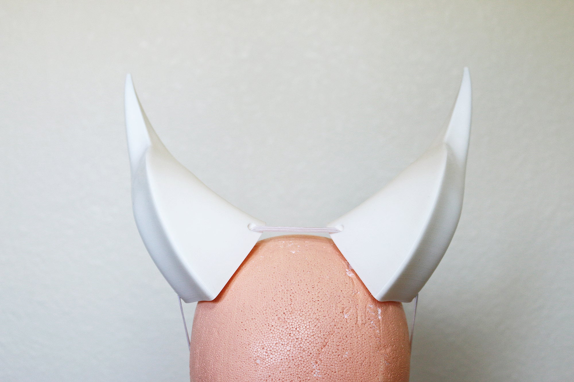 Large Beast 3D Printed Costume Horns (Multiple Colors Available)