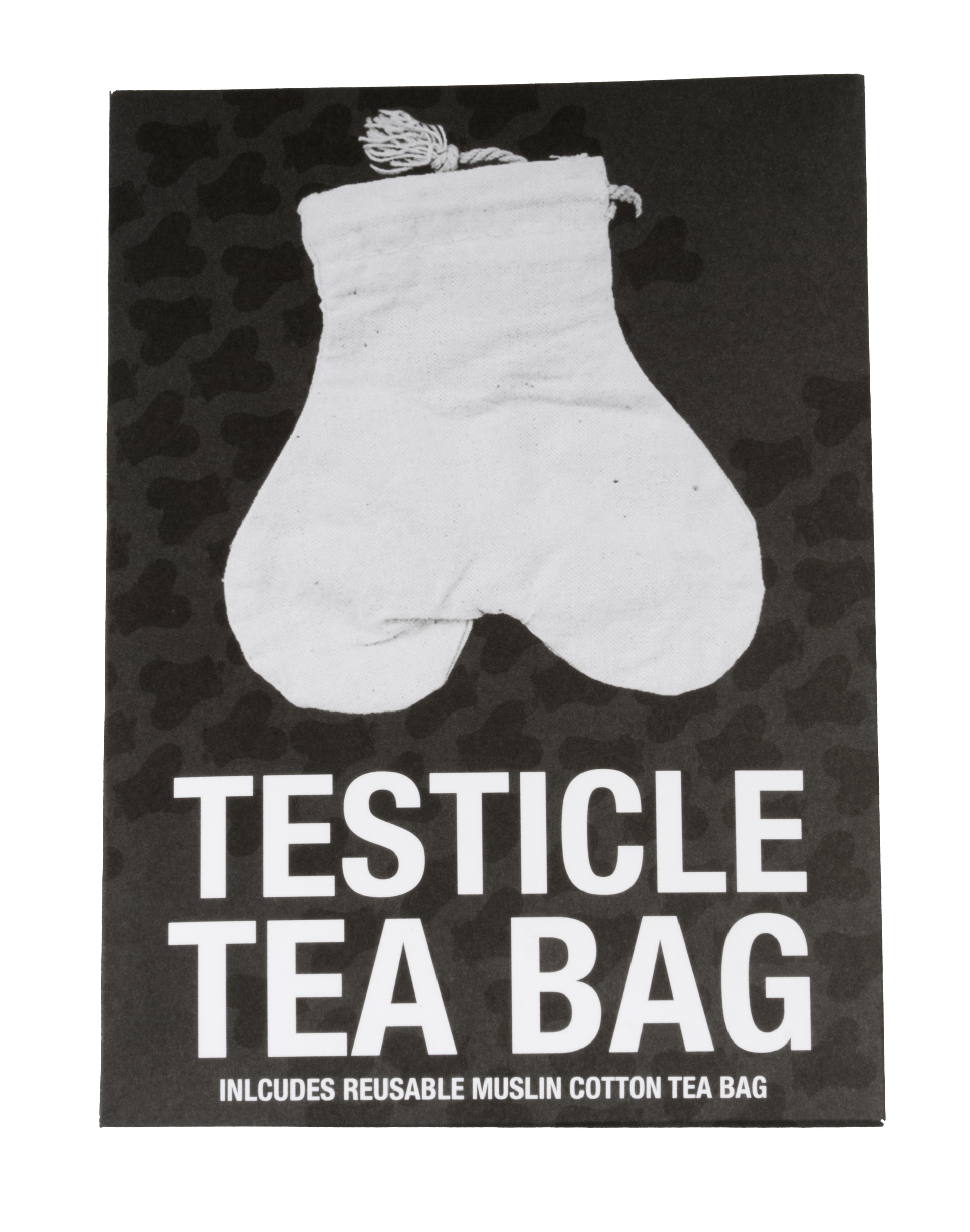 YOU'VE BEEN #TEABAGGED!