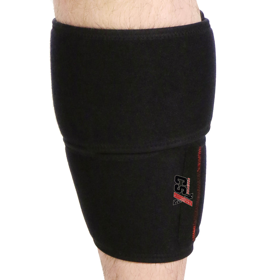 Close Up on X463 Compression Calf Wrap