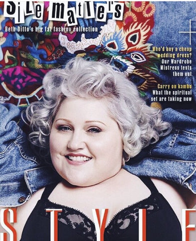 Beth Ditto Sunday Times Style