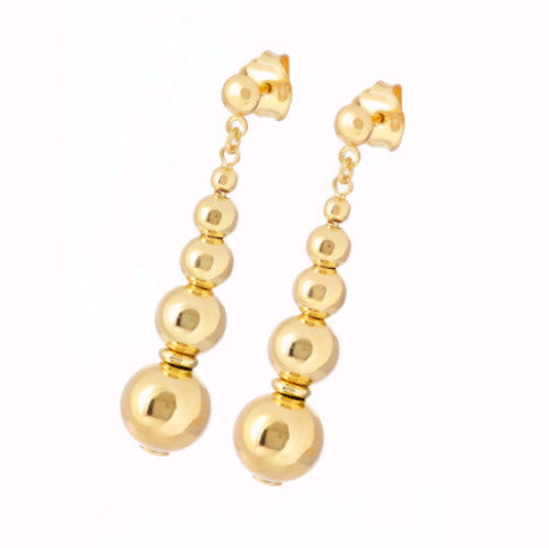 La BONBON Earrings - Yellow - SALE