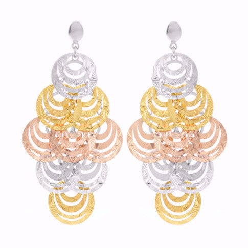 La LUXURIA Chandelier Earrings