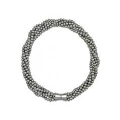 La PALOMA GREY MAGNETIC Pearl Necklace