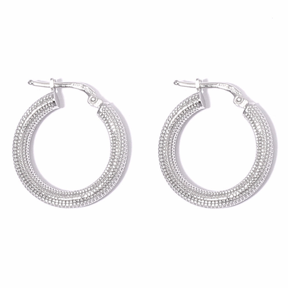 La MILANO Small hoops