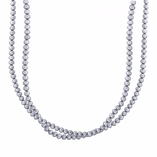 La DOVE GREY ENDLESS Pearls - SALE