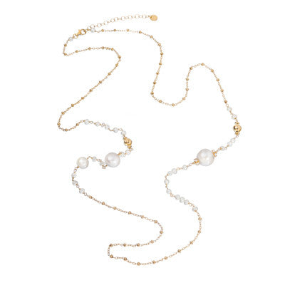 La FANTASIA Necklace - Yellow