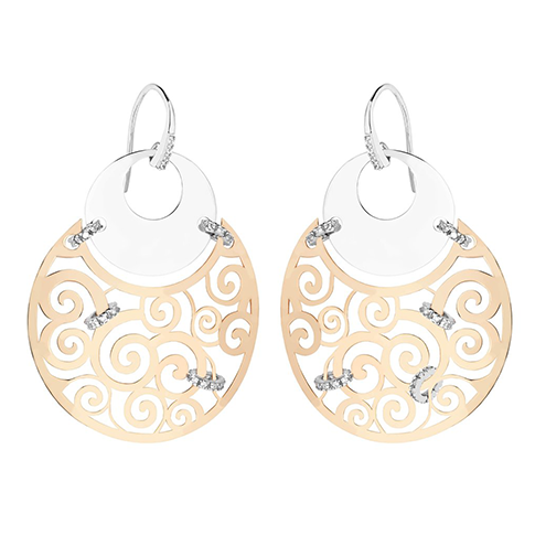 La MEDITERRANEO 'Bib' Earrings - SALE