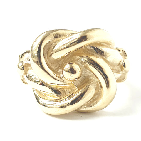 9ct Gold Knot Ring