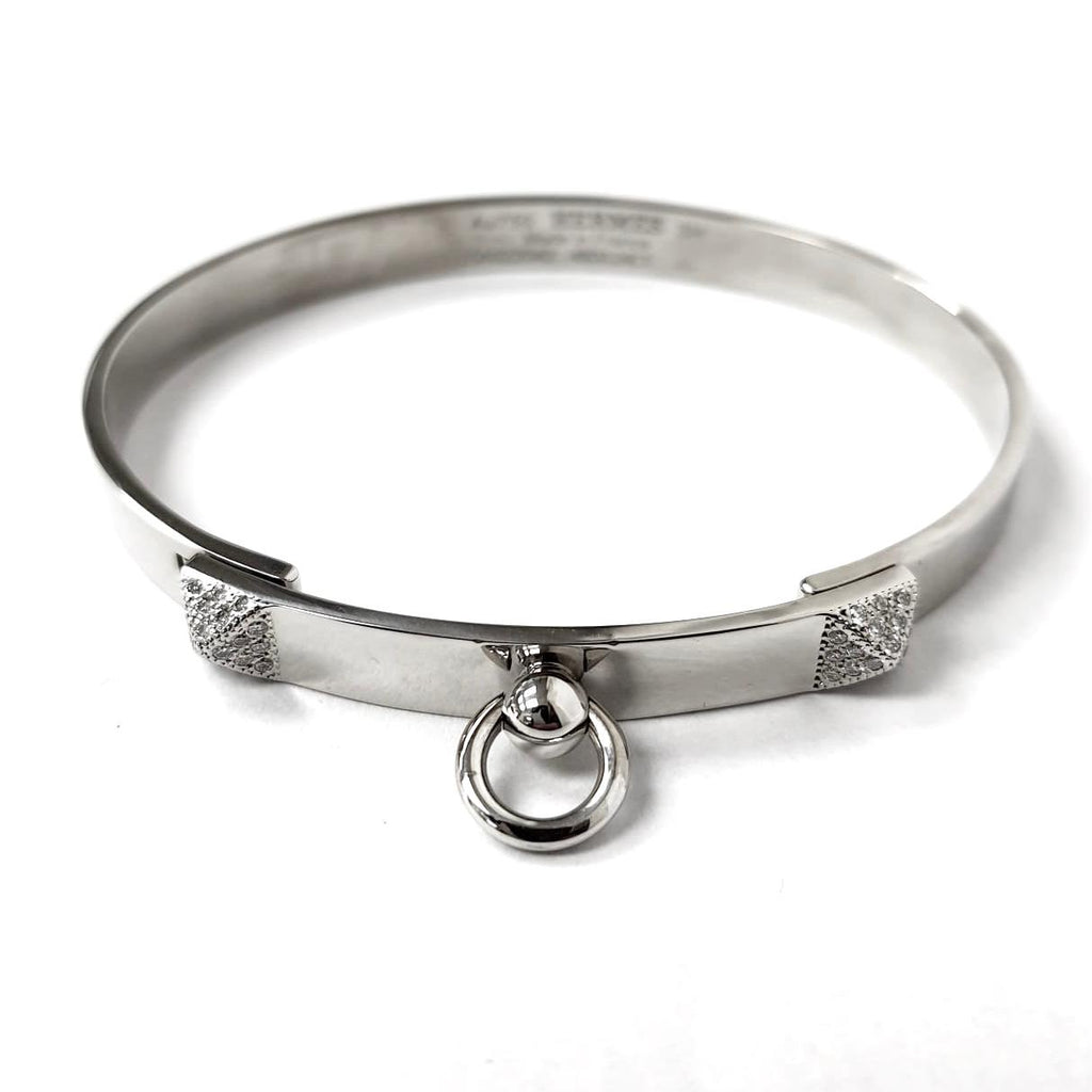 Hermes Collier De Chien Bangle