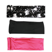 FusionBelt Bundle - 3 Pack | Black, Pink, Paint Splatter