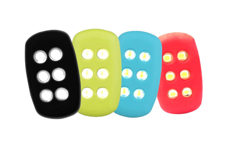 Batteryless Blinking Lights <b>(4 Colors Available)</b>