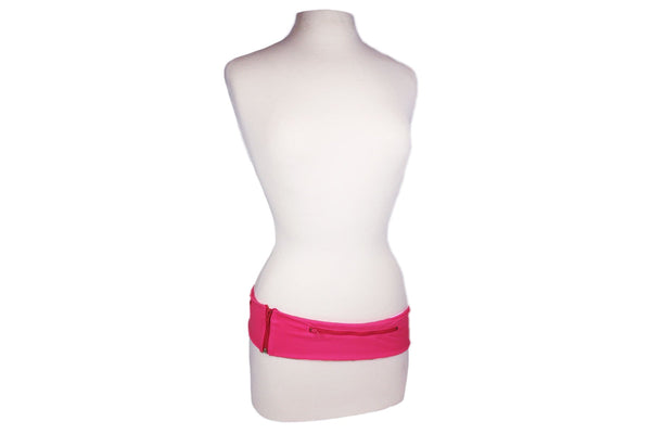 Hot Pink Slim Fusion Belt